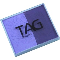 TAG Body Art & Face Paint Split Cake 50g - Lilac/Purple