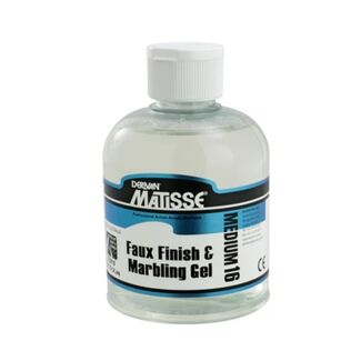 Matisse 250ml Faux Finish & Marbling Gel