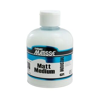 Matisse 250ml Matte Medium