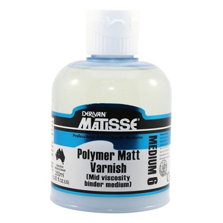Matisse 250ml Matte Varnish Waterbased
