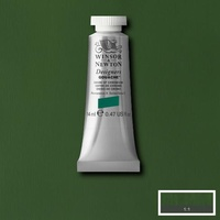 Winsor & Newton Designers' Gouache Colour 14ml S2 - Oxide of Chromium