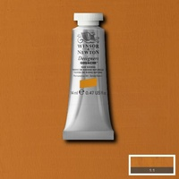 Winsor & Newton Designers' Gouache Colour 14ml S1 - Raw Sienna