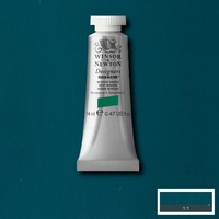 Winsor & Newton Designers' Gouache Colour 14ml S3 - Winsor Green