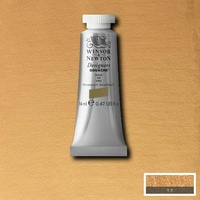 Winsor & Newton Designers' Gouache Colour 14ml - Gold (Imitation)