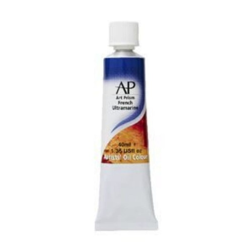 Art Prism Oil Paint 40ml French Ultramarine