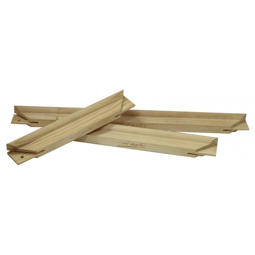 Mont Marte Stretcher Bar Double Thick Pine 15.3cm