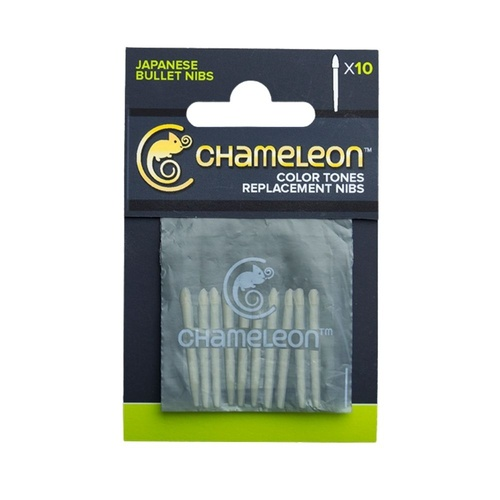 Chameleon Pen Replacement Bullet Tips - 10 Pack