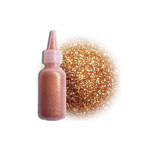 Tag Glitter 60ml - Dark Gold