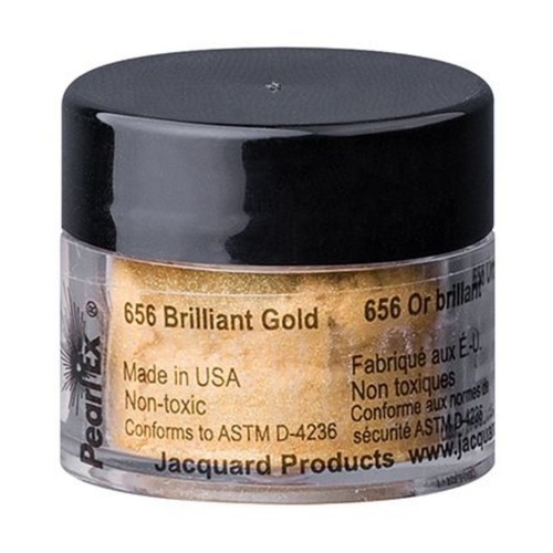 Pearl Ex Pigment 3g - Brilliant Gold