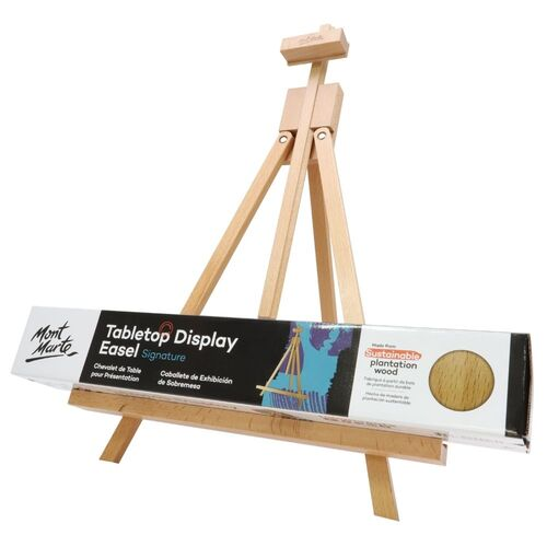 Mont Marte Artists Display Easel 40 x 50cm