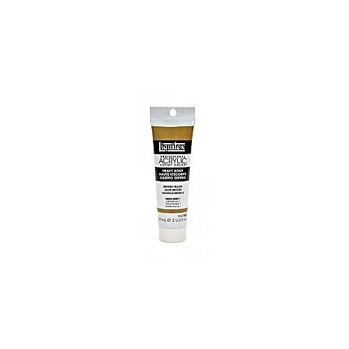 Liquitex Heavy Body Acrylic Paint 59ml - Bronze Yellow Series 2
