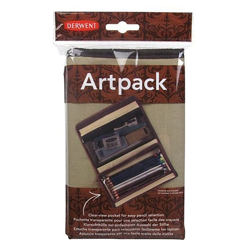 Derwent Artpack Pencil And Accessory Case