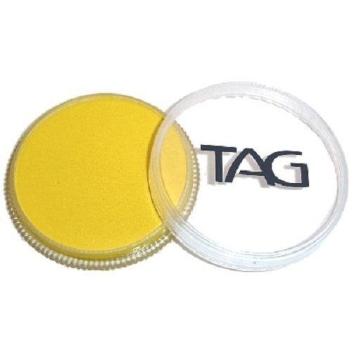 TAG Body Art & Face Paint 32g - Yellow