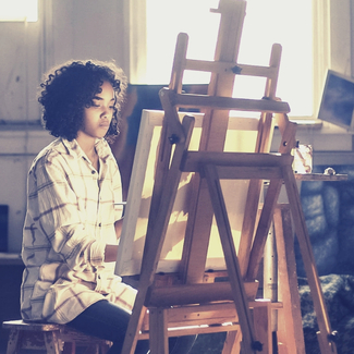 Which easel is best for your art? image