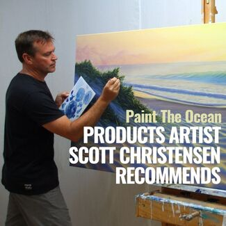 What Products Artist Scott Christensen Recommends