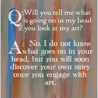 Is Art a Medium to Portray Your Inner Feelings? image