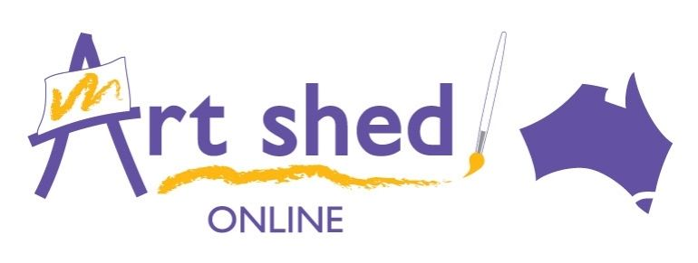Art Shed  logo